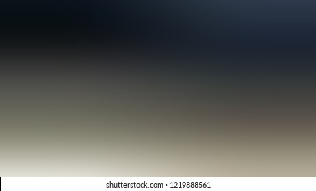 Gradient with Black Pearl, Blue, Arrowtown, Grey color. Beautiful and awesome abstract blurred background with smooth color transition. Minimalism.