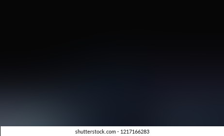 Gradient with Black Pearl, Blue color. Beautiful simple defocused and blurred backdrop with the transition colors for advertising.