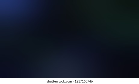 Gradient with Black Pearl, Blue, Paua, Violet color. Beautiful simple and modern blurred background with the deterioration of the color for your ad.