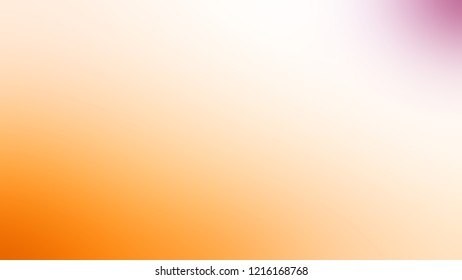Gradient with Blanched Almond, Brown, Macaroni And Cheese, Orange color. Simple smeared background for websites and mobile application.
