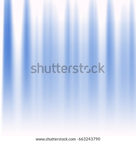 Gradient Blue Fade Watercolor Like Wallpaper Stock Illustration