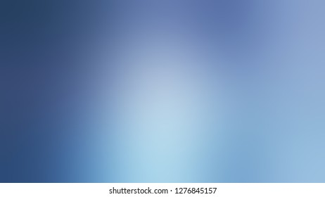 Gradient with Blue, Matisse color. Beautiful and awesome abstract blurred background with smooth color transition. Minimalism.