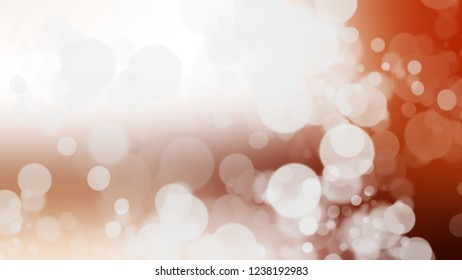 Gradient with bokeh effect and Pampas, Grey, Quicksand, Brown color. Classic simple defocused and blurred background with the transition colors for banner and advertising.