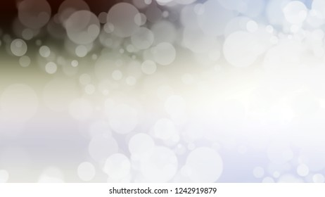 Gradient with bokeh effect, sparkle and Dawn, Grey, Arrowtown color. Beautiful simple blurred background for desktop and mobile phone. Template with changing shades.