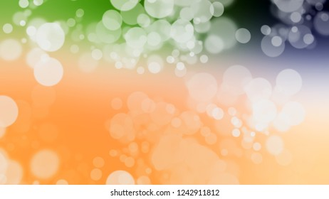 Gradient with bokeh effect, sparkle and Macaroni And Cheese, Orange, Westar, Grey color. Classic and ambiguous backdrop with a smooth transition of colors.