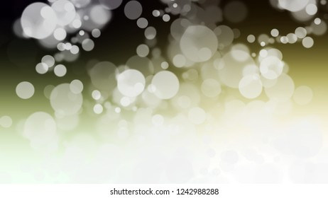 Gradient with bokeh effect, sparkle and Narvik, Grey, Mikado, Brown color. Clean very simple abstract background for banner or presentation. Template with changing shades.