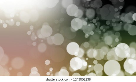 Gradient with bokeh effect, sparkle and Tide, Grey, Arrowtown color. Clean and awesome blurred background with smooth color transition.