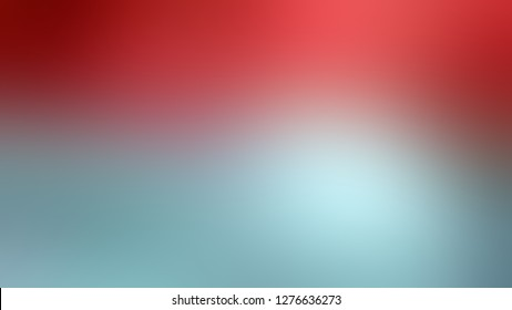 Gradient with Botticelli, Blue, Mahogany, Brown color. Classic and contemporary background with a smooth transition of colors and shades. Template for advertising and commercials.