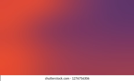 Gradient with Camelot, Red, Grenadier, Orange color. Classic and contemporary blurred background with defocused image. Template for advertising your product.