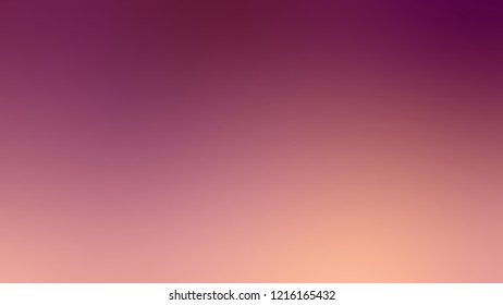 Gradient with Camelot, Red, My Pink color. A simple defocused background for ads or commercials.