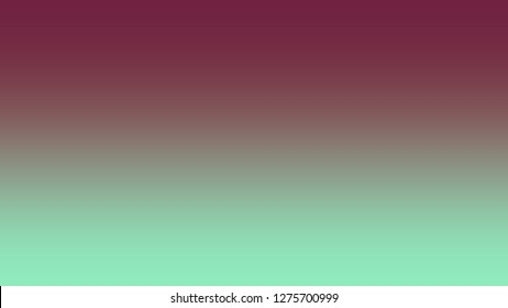 Gradient with Camelot, Red, Vista Blue, Green color. Classic and contemporary blurred background with abstract style. Template for banner or brochure.