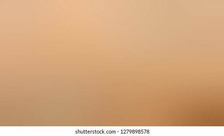 Gradient with Cameo, Brown color. Beautiful raster blurred backdrop with smooth color degradation. Template for advertising your product.
