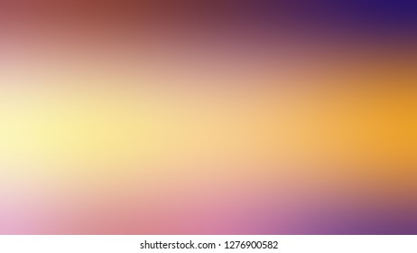 Gradient with Cameo, Brown, Palatinate Purple, Violet color. Gaussian drawing as a work of art. Background with uniform smooth texture. Template with blank space for text material.