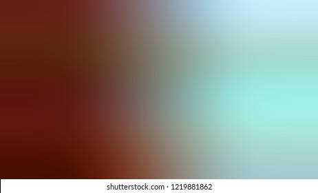 Gradient with Caput Mortuum, Brown, Sinbad, Green color. Beautiful and appealing blurred background for web and mobile apps.