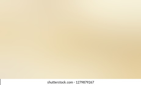 Gradient with Champagne, Brown color. Classic and contemporary blurred background with abstract style. Template for advertising your product.