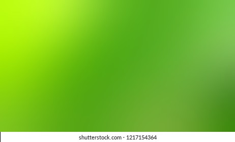 Gradient with Christi, Green, Inch Worm color. Simple smeared background for websites and mobile application.
