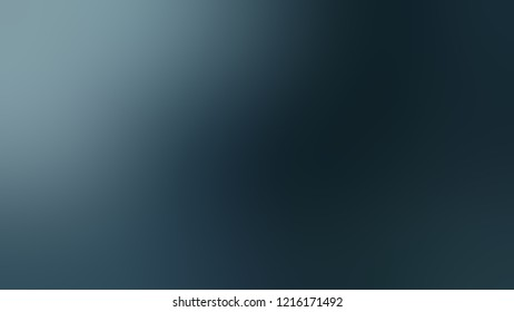 Gradient with Cloud Burst, Blue color. Awesome and simple defocused and blurred backdrop with the transition colors for advertising.