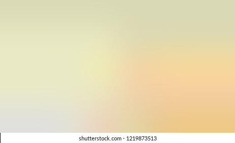 Gradient with Coconut Cream, White, Splash, Brown color. Blank simple blurred background with smooth transition of colors for banner.