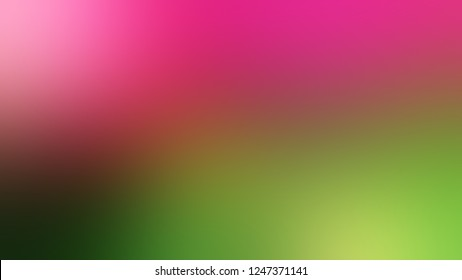 Gradient with Coral Tree, Red, Mikado, Brown color. Simplicity and purity. Blurred background with colorful shades. Template for label design.