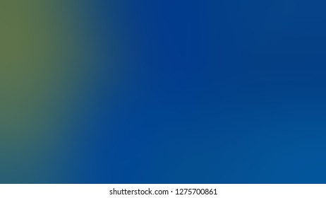 Gradient with Dark Cerulean, Blue, Orient color. Calm and awesome blurred background with colorful shades. Template for newsletter.
