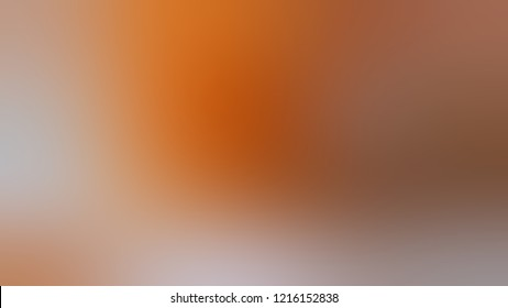 Gradient with Dark Tan, Brown, Quicksand color. A simple defocused and blurred background with the transition colors for banner and advertising.