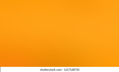 Gradient with Dark Tangerine, Orange color. Awesome abstract blurred background with smooth color transition. Minimalism.