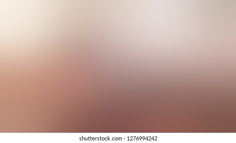 Gradient with Del Rio, Brown, Bizarre, Grey color. Bizarre and bitmap background with uniform smooth texture. Template with blank area for your text or advertising.