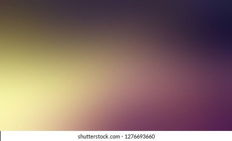Gradient with Ecru, Brown, Voodoo, Violet color. Artistic and decorative background with uniform smooth texture. Template and wallpaper to the screen of a phone.