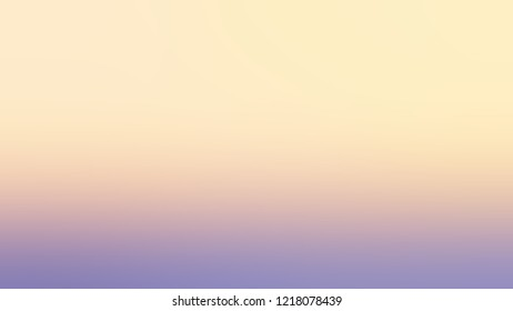 Gradient with Egg Sour, Brown, Cold Purple, Violet color. Blank simple blurred background with smooth transition of colors for banner.