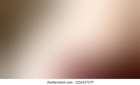 Gradient with Eunry, Pink, Almond Frost, Brown color. Modern blurred background as a work of artistic.