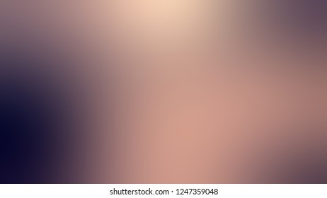 Gradient with Falcon, Brown, Quicksand color. Gaussian drawing as a work of art. Background with smooth color degradation. Template with blank area for your text or advertising.