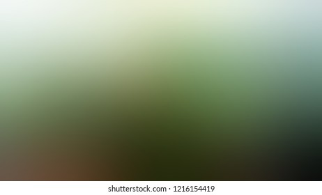 Gradient with Finch, Green, Pewter color. Awesome blurred backdrop with smooth color transition.