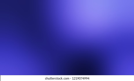 Gradient with Free Speech Blue, Persian Indigo, Violet color. Abstract blurred background with smooth color transition. Minimalism. Template with changing shades and with space for text.