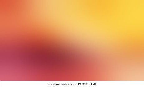 Gradient with Fuzzy Wuzzy Brown, Casablanca, Orange color. Bizarre and bitmap blurred background with defocused image. Template for the header on the cover of journal or scrapbook.
