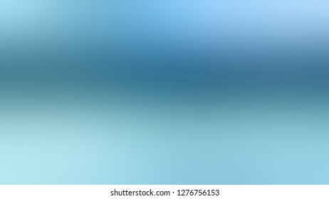 Gradient with Glacier, Blue, Powder color. Ambiguous and foggy blurred background with defocused image. Template and wallpaper to the screen of a mobile.