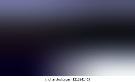 Gradient with Grape, Violet, Solitude, Blue color. Blend modern blurred background as a artwork.