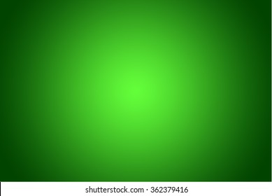 Gradient Green abstract background