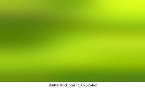 Gradient with Green, Pale color. Chaos of color and hue. Background with smooth change of colors and shades. Template for journal or book cover.