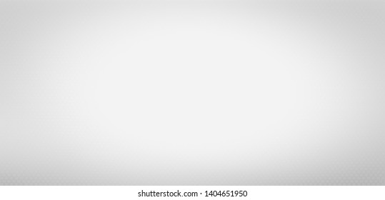 Gradient grey abstract background light