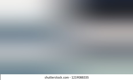 Gradient with Grey Chateau, Ebony color. Raster abstract blurred background with smooth color transition. Minimalism.