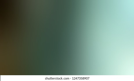 Gradient with Grey-Asparagus, Green, Sinbad color. Gaussian drawing as a work of art. Background with uniform smooth texture. Template for newsletter.