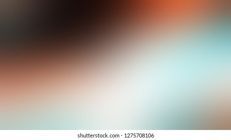 Gradient with Harp, Grey, Sambuca, Brown color. Beautiful raster blurred background with smooth change of colors and shades. Template for journal or book layout.