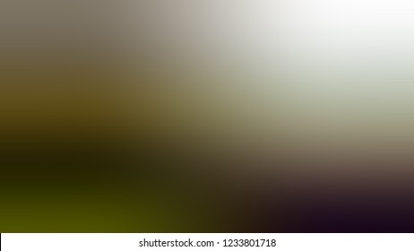 Gradient with Heathered Grey, Mikado, Brown color. Clean modern blurred background as a artwork. Template with changing shades and with place for text.