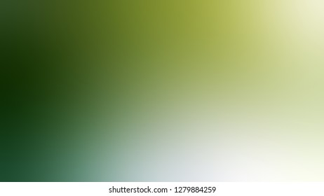 Gradient with Highland, Green, Mint Julep, Brown color. Beautiful raster background with uniform smooth texture. Template for web page or site.