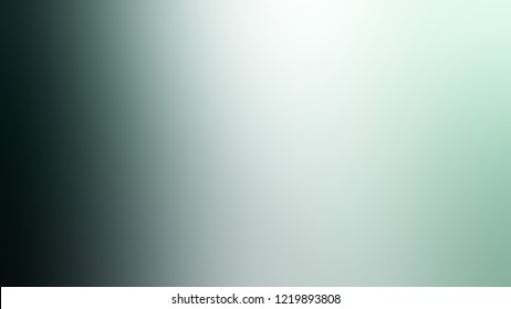 Gradient with Iceberg, Green, Arsenic, Grey color. Clean and awesome simple defocused and blurred background with the transition colors for advertising.