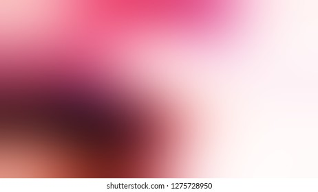 Gradient with Illusion, Pink, Camelot, Red color. Calm and awesome blurred background with colorful shades. Template for canvas or card.