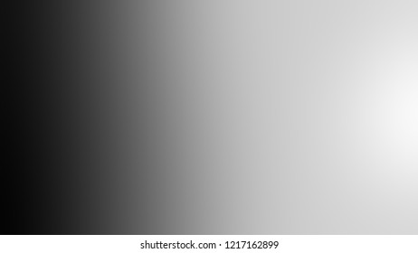 Gradient with Iron, Grey, Nero, Black color. Ambiguous backdrop with a smooth transition of colors.