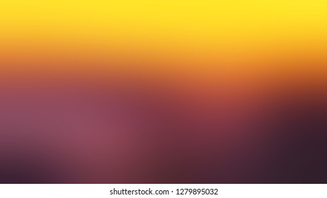 Gradient with Jazz, Red, Camelot color. Chaos of color and hue. Background with smooth change of colors and shades. Template for banner or brochure.