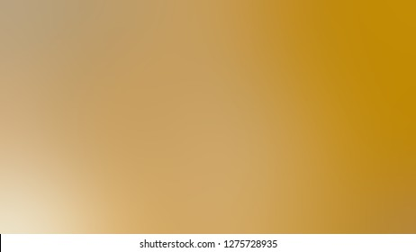 Gradient with Laser, Brown, Cameo color. Beautiful raster blurred background with abstract style. Template for magazine or book layout.