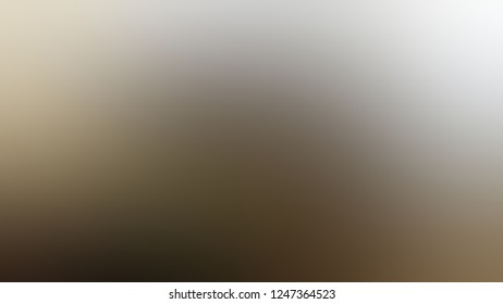 Gradient with Lemon Grass, Grey, Mikado, Brown color. Ambiguous and foggy blank background. Template for advertising and commercials.